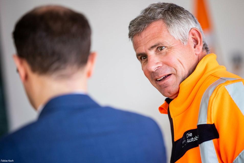 Stephan Krenz ist auch Präsident von Mofair, dem Bündnis für fairen Wettbewerb im Schienenpersonenverkehr.