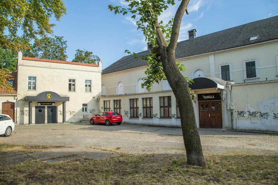 """Die """"Zwei Linden"""" in Görlitz sollen wieder zur guten Stube des Stadtteils Rauschwalde werden."""