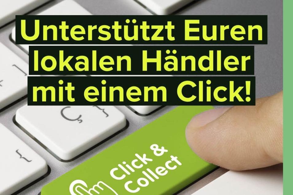 """Auch Adina Pohl vom """"Uhrwerk"""" macht bei Click & Collect mit."""