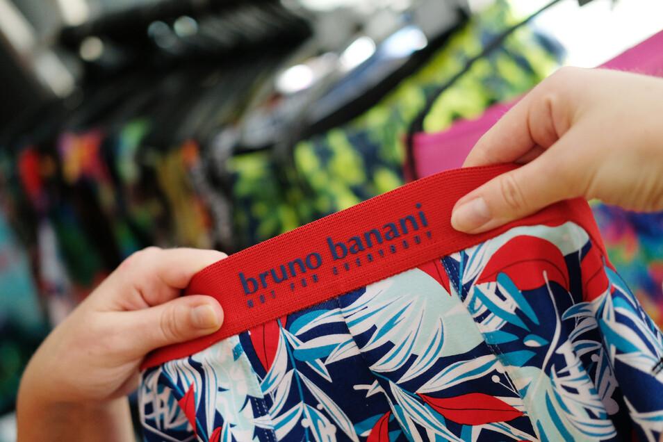 Die Produktion des Modeunternehmens Bruno Banani ist nach China verlagert worden.