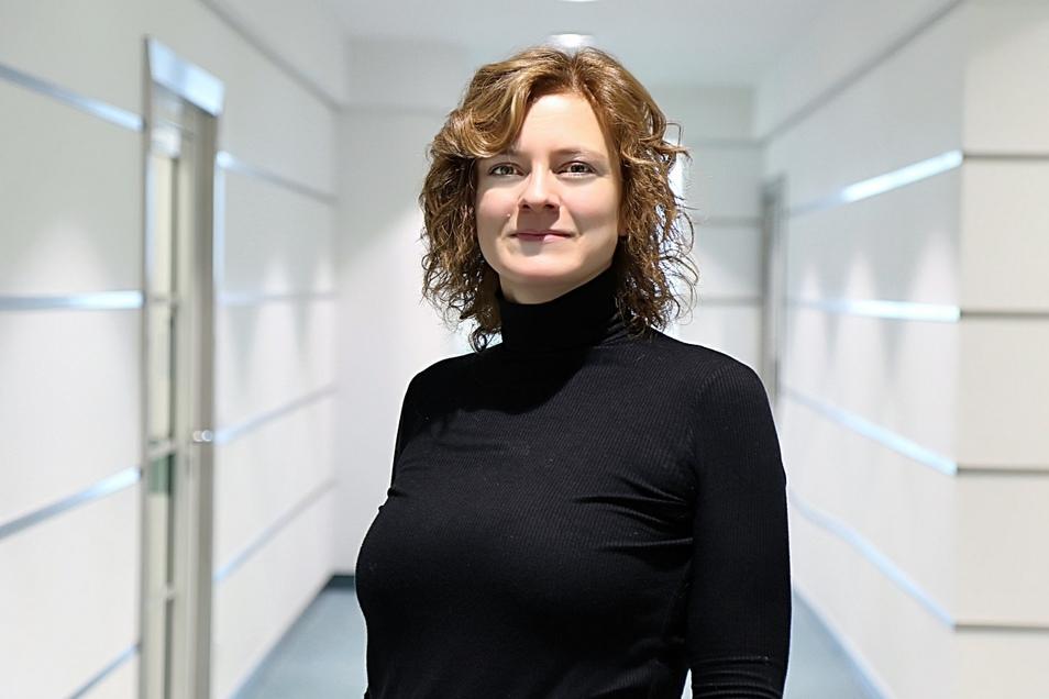 Yvonne Keil, Vorstand Silicon Saxony