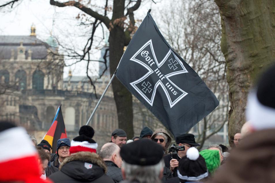 Inn diesem Jahr könnte es am 15. Februar zu Konflikten zwischen Neonazis und ihren Gegner kommen.