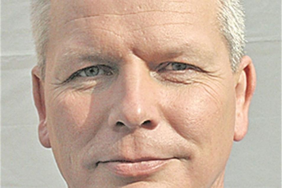 Polizeioberrat Raik Schulze Leiter Polizeirevier Görlitz
