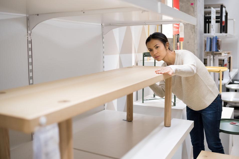 Damit Möbel nachhaltig werden und gleichzeitig erschwinglich bleiben, sind neue Wege in der Produktion gefragt.