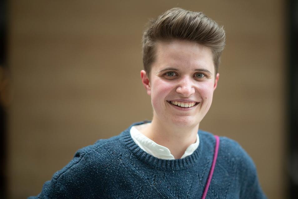 Anna-Nicole Heinrich will die Kirche revolutionieren.