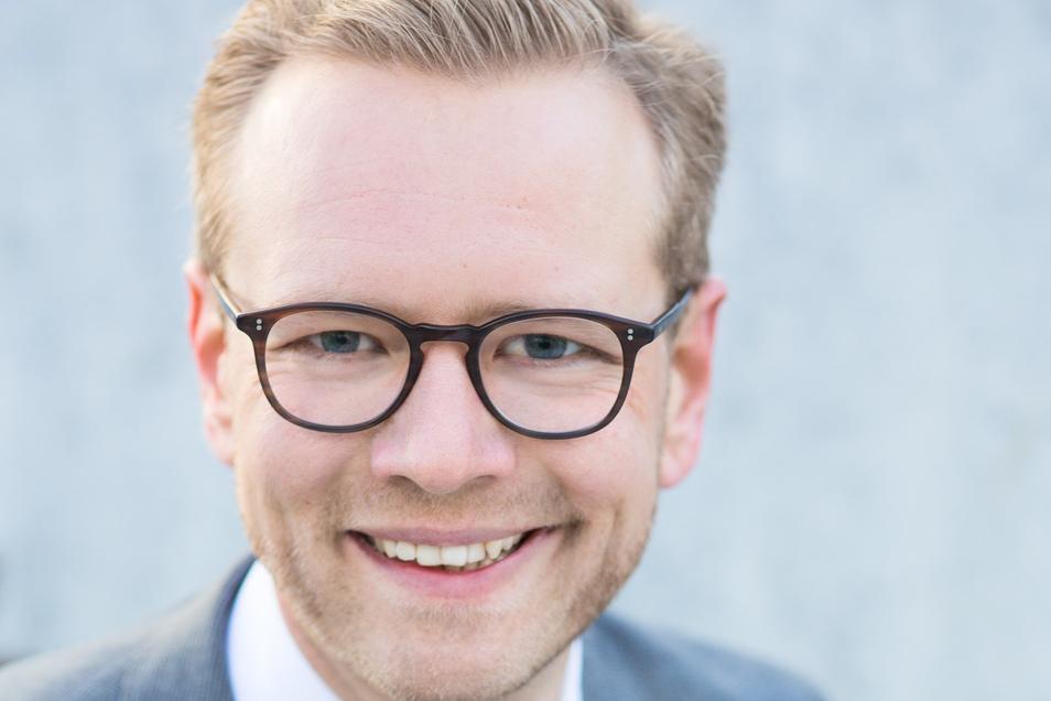Daniel Morgenroth aus Konstanz wird 2021 der neue Intendant des Gerhart-Hauptmann-Theaters.