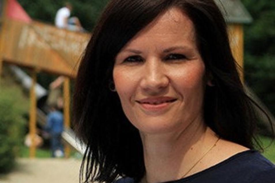 Sabine Völkel von der TU Chemnitz