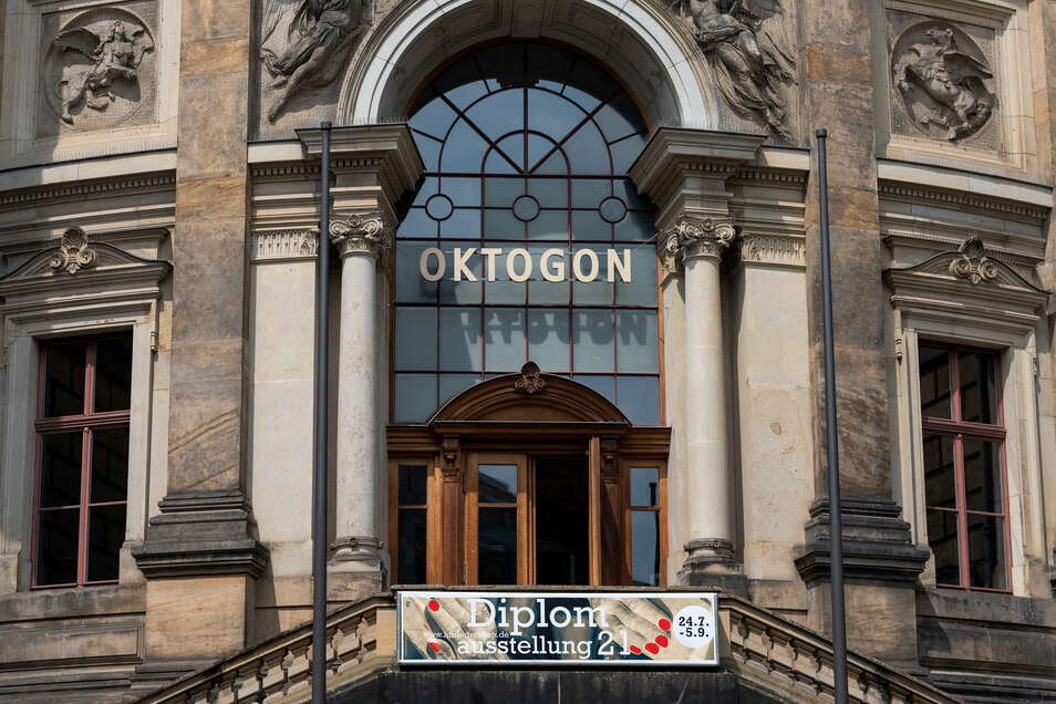 Es ist wieder Diplomzeit in der Dresdner Hochschule für Bildende Künste.