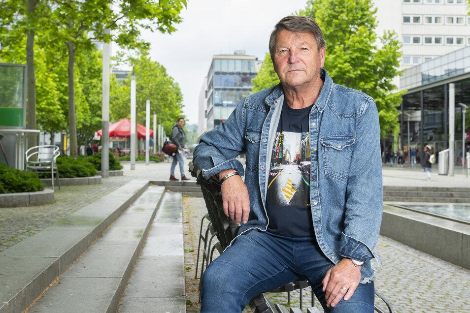 Dynamo-Legende und -Aufsichtsrat Hans-Jürgen Dörner war mit bei der Party in der Toskana.