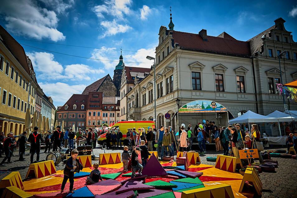 Markt der Kulturen 2019 in Pirna: Die Idee lebt in diesem Jahr in anderer Form auf.