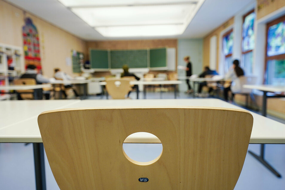 In Sachsen müssen Grundschüler nicht in die Schulen - aber sie können.