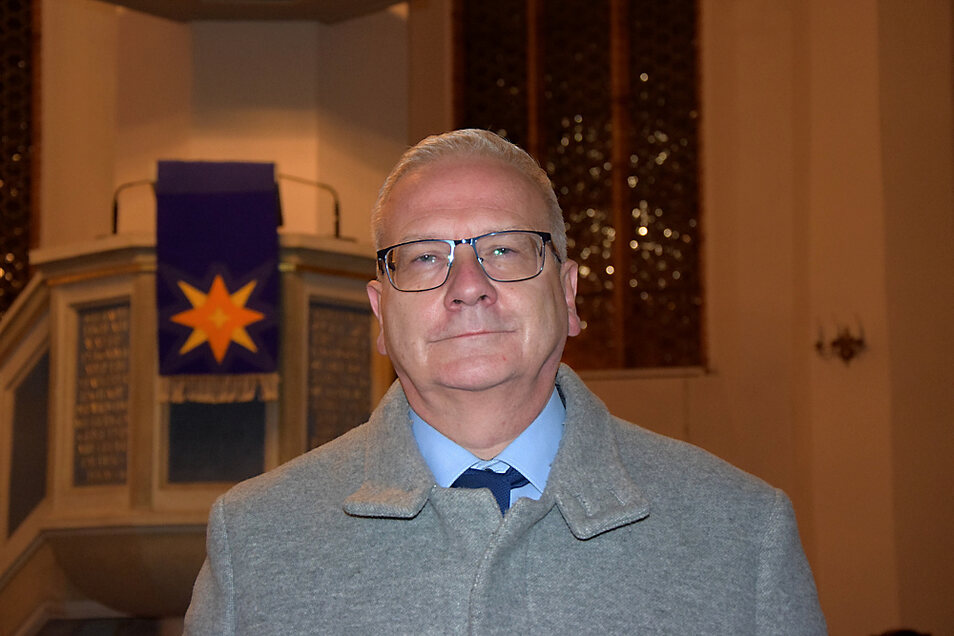 Torsten Ruban-Zeh, Oberbürgermeister der Stadt Hoyerswerda