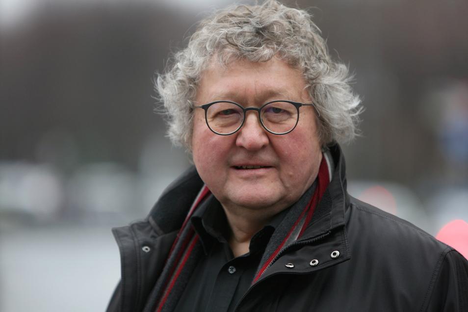 Professor Werner Patzelt ist Politikwissenschaftler und lehrte lange an der TU Dresden.