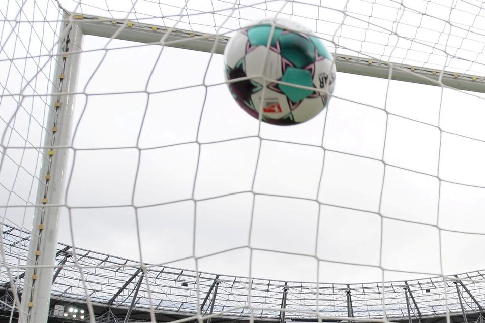 Ab Liga vier fliegt der Ball vorerst nicht mehr ins Tor.