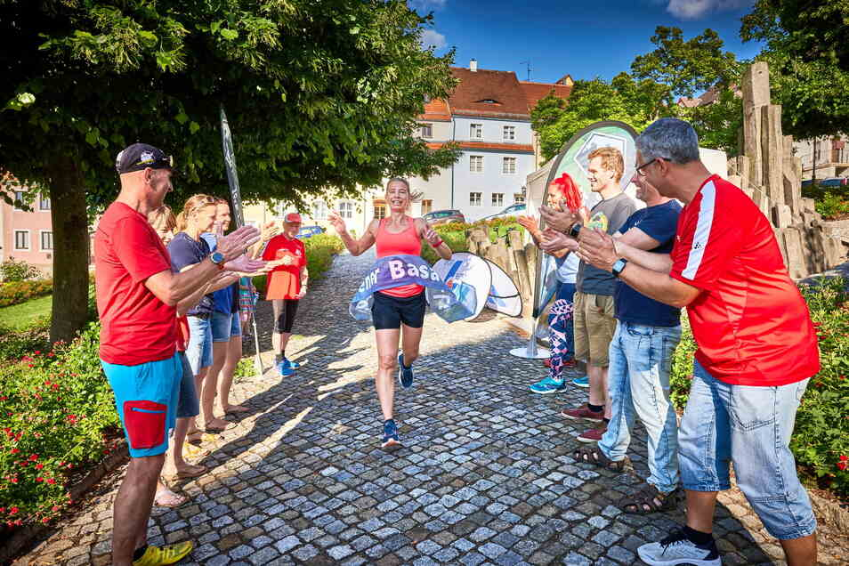 Bereits im Juli hatten die Organisatoren des Basaltlaufes zum 24-Stunden-Lauf in Stolpen eingeladen.