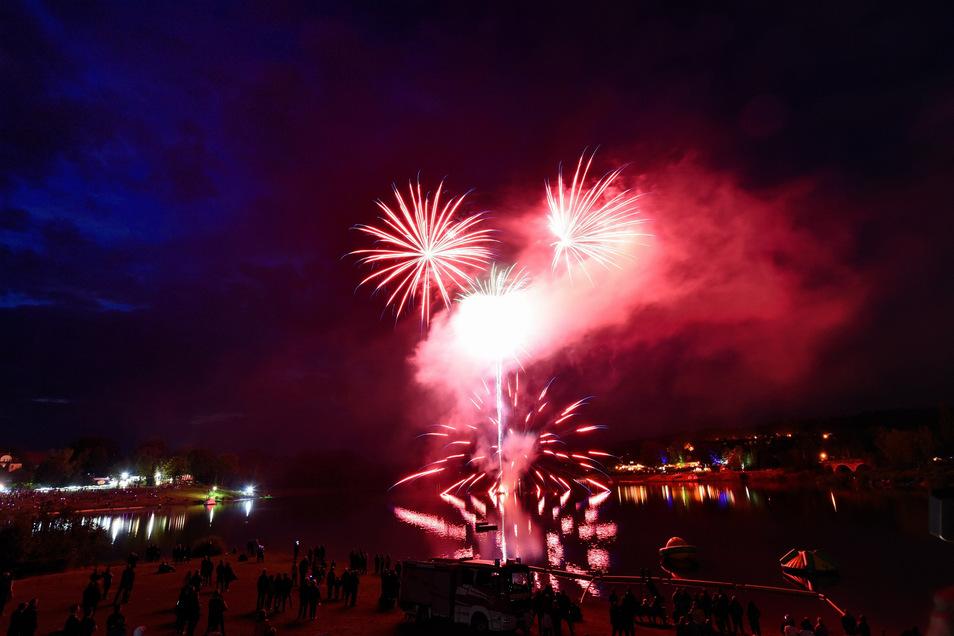 """Auch das Talsperrenfestival """"Malter in Flammen"""" wird dieses Jahr wegen der Corona-Epidemie abgesagt. Die Organisatoren planen nur für die Veranstaltung im Jahr 2021."""