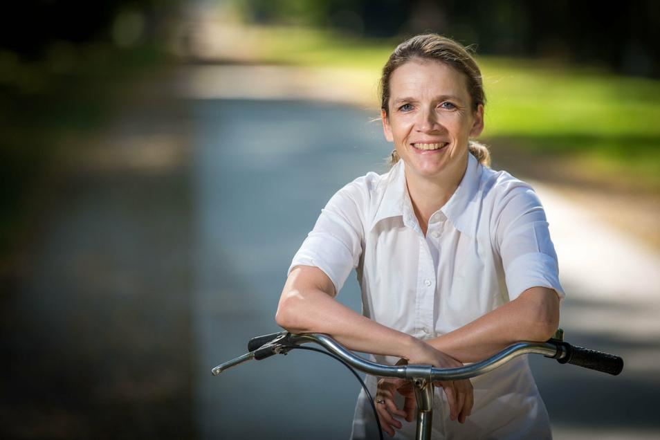 Konstanze Friedrich kennt sich aus. Sie ist nicht nur Sportmedizinerin sondern absolvierte auch schon zahlreiche Triatlons.