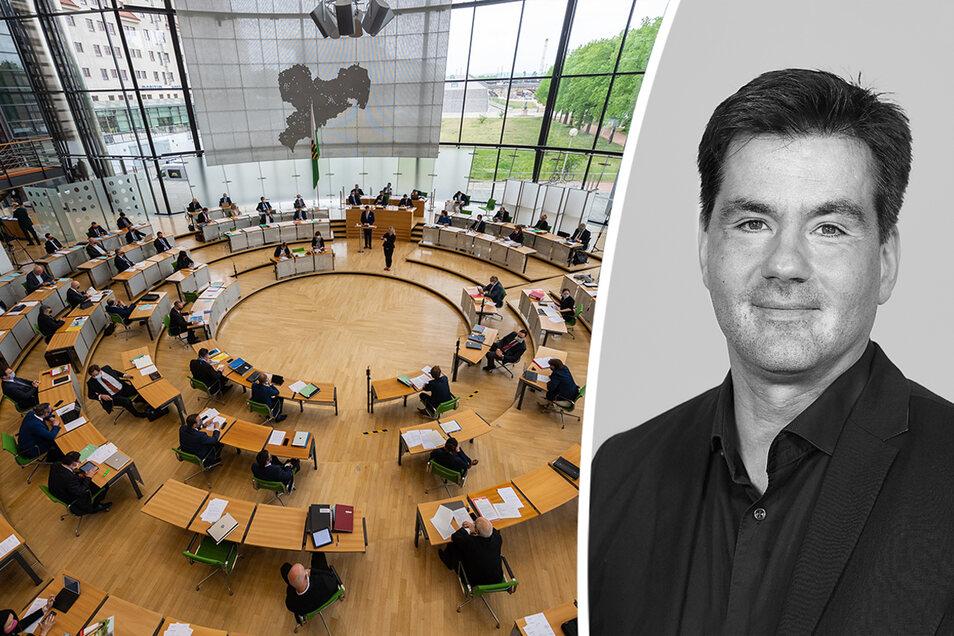 Thilo Alexe ist Politikredakteur für Sächsische.de/Sächsische Zeitung.