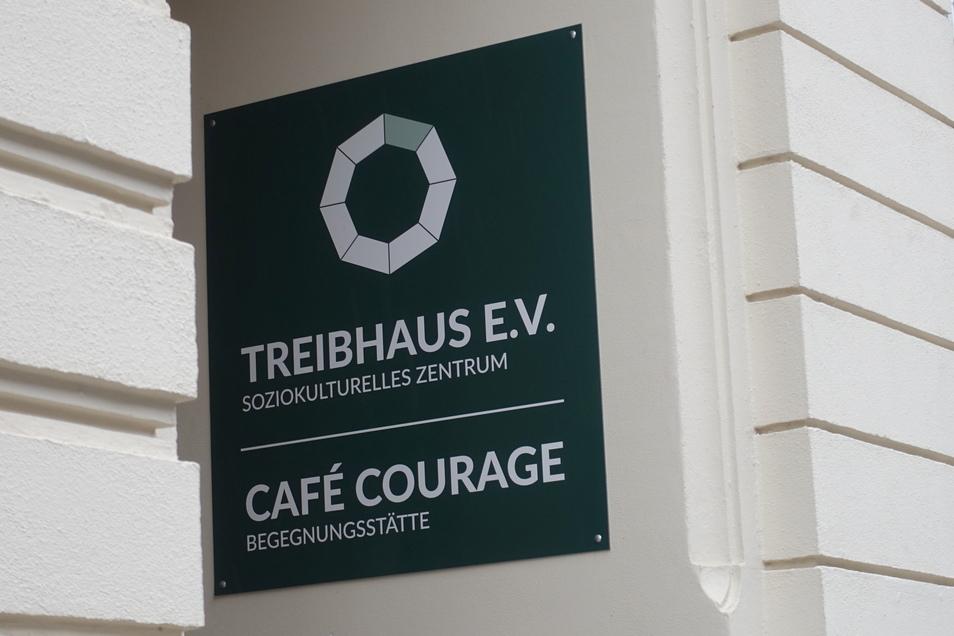 Der Verein Treibhaus organisiert seit 24 Jahren in Döbeln Kultur- und Sozialprojekte. Das Café Courage wird unter anderem mit Geld vom Kulturraum und der Stadt Döbeln finanziert.