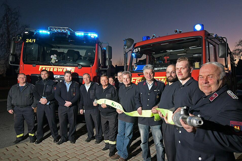 Wenn die Feuerwehr Großweitzschen zum Einsatz kommt, soll es zukünftig klare Regeln für den Kostenersatz geben. Dazu ist eine neue Feuerwehr-Satzung notwendig.