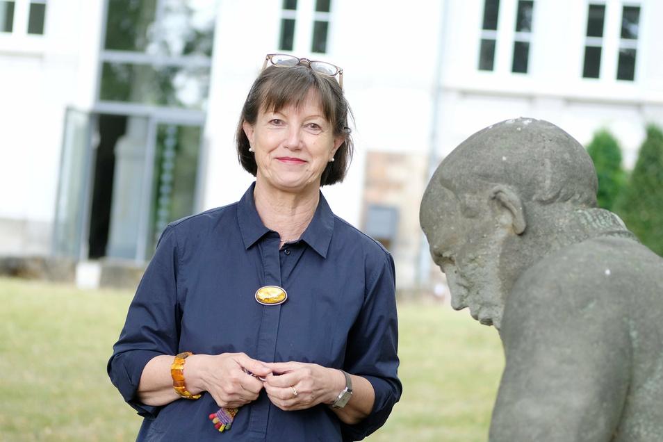 Ulrike Ostermaier verlässt das Landesgymnasium St. Afra. Zwölf Jahre lang leitete sie die Schule für Hochbegabte.