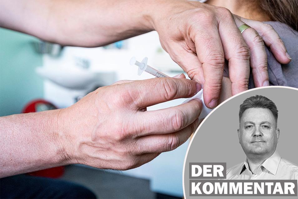 Gunnar Saft kommentiert Sachsens neue Corona-Schutzverordnung