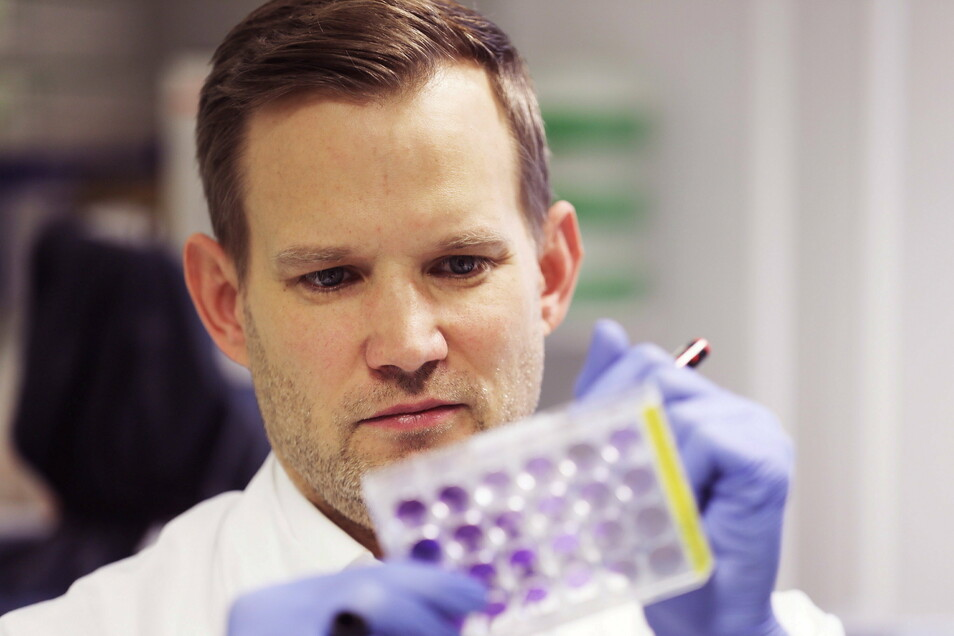 Hendrik Streeck ist Virologe an der Uniklinik Bonn.