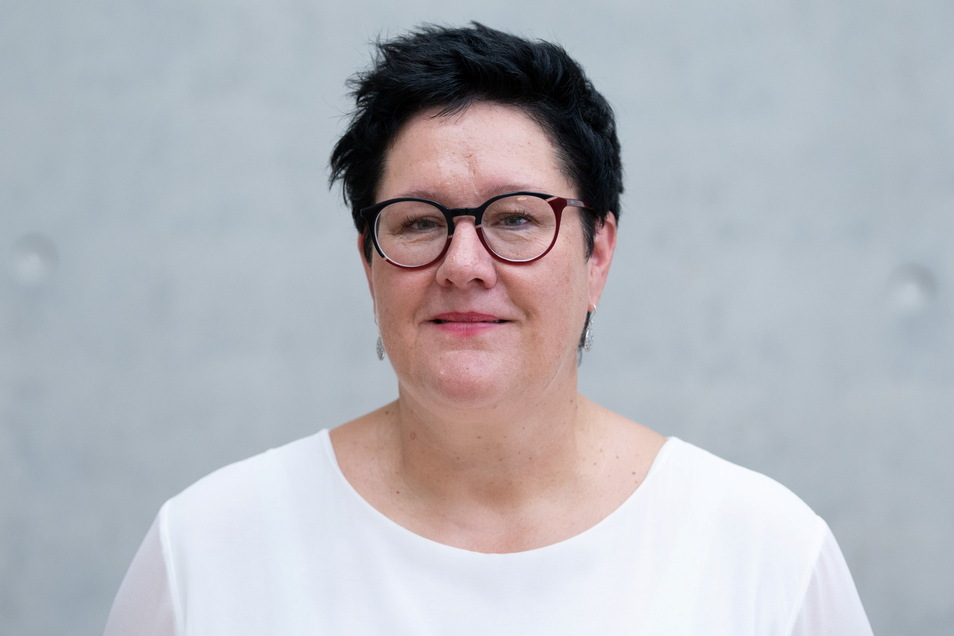 Kathrin Michel ist Gewerkschafterin und Vorsitzende der Bautzner SPD. (1/2)