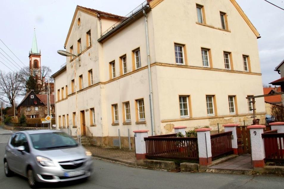Auch das ehemalige Gemeindeamt in Dittelsdorf wird verschwinden.