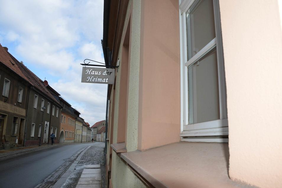 """Das Alte Rathaus ist das """"Haus der Heimat"""" und befindet sich direkt neben dem jetzigen Rathaus."""