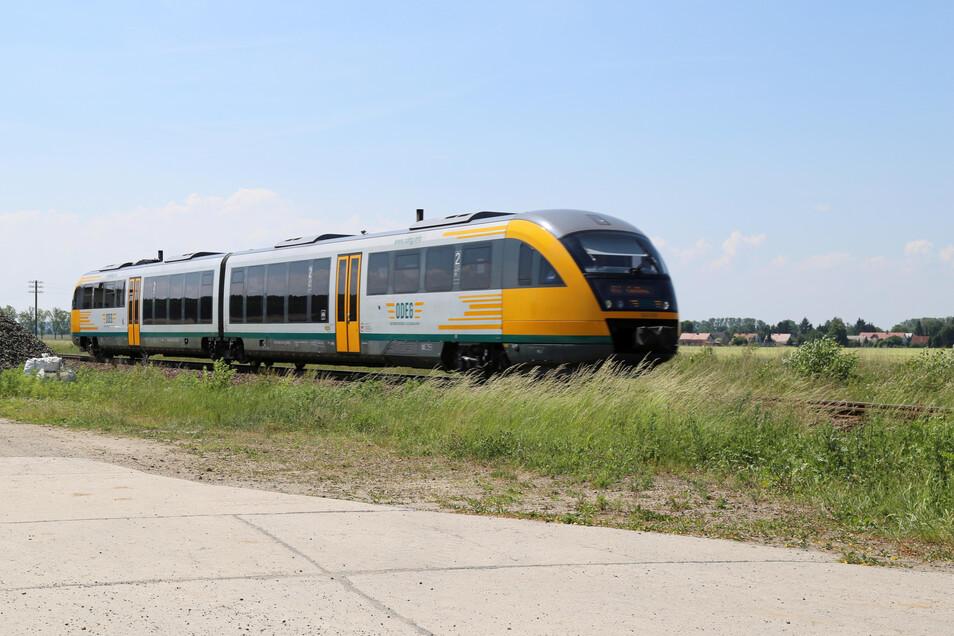 Einige Odeg-Züge können vier Tage nicht fahren.