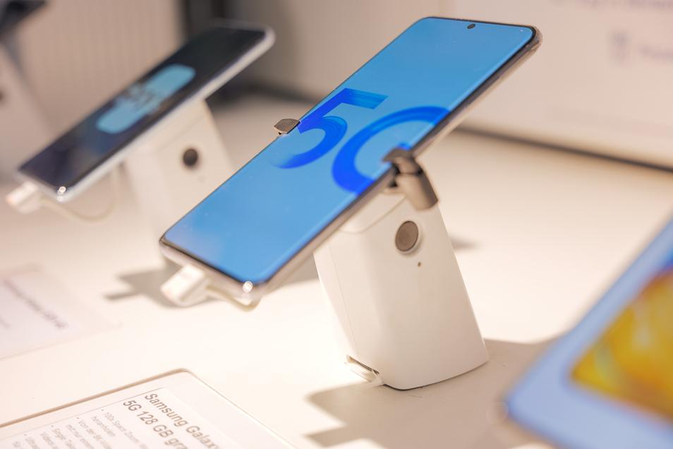 Ob Samsung, iPhone, LG, Huawei oder Xiaomi - mit der richtigen Beratung im Shop findet jeder das auf sich passende Smartphone.