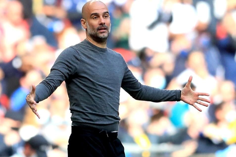 Pep Guardiola hatte seine Einnahmen aus Fonds nicht den spanischen Steuerbehörden gemeldet.