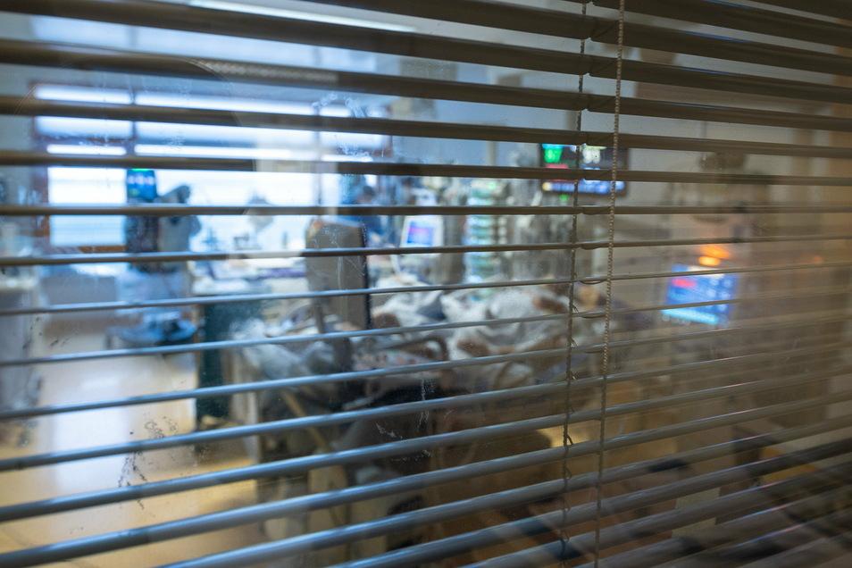 Am Donnerstag befanden sich 121 Patienten aufgrund einer Coronavirus-Erkrankung in einem der der Krankenhäuser in Mittelsachsen.