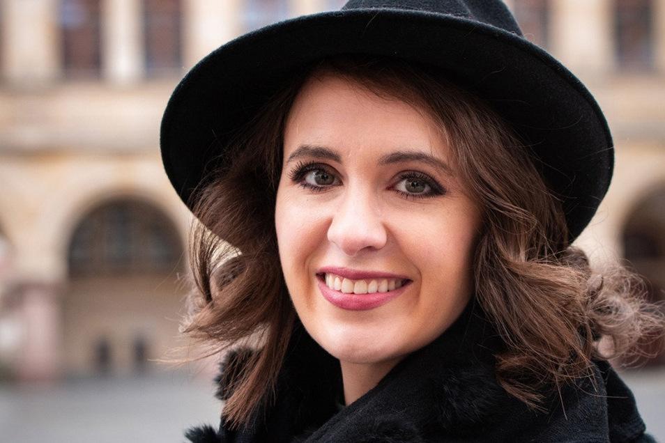 Lauren Leiderman erinnert in ihrem Videoprojekt an die Görlitzer Juden.
