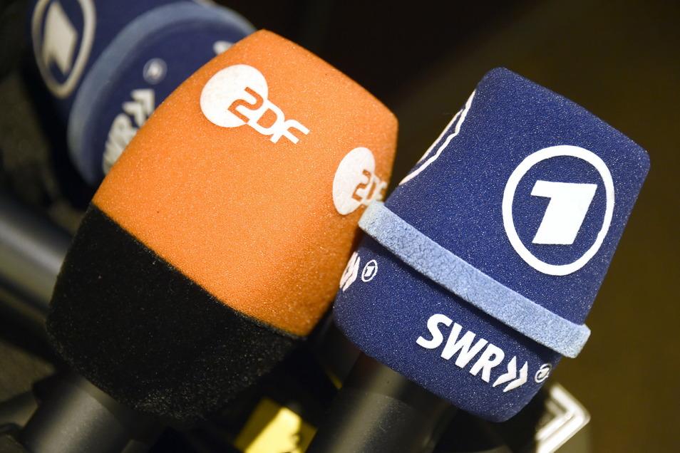 Gibt es künftig nur noch einen öffentlich.rechtlichen Sender? Unionspolitiker fordern das. Foto: dpa
