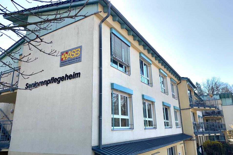 Das Landratsamt hatte das Hohnsteiner Pflegeheim am 1. April unter Quarantäne gestellt.