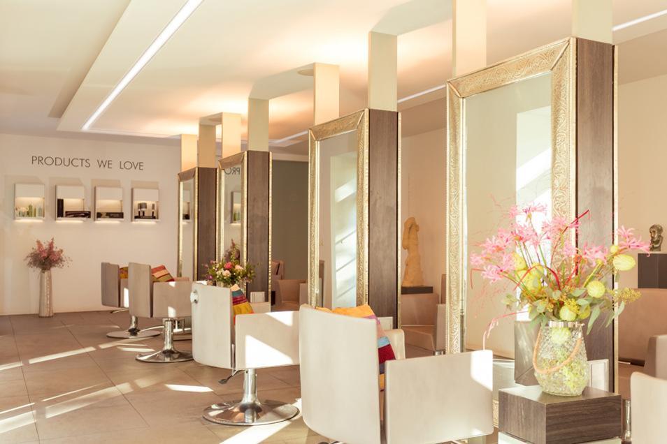 Im stilvoll eingerichteten Salon der Villa Baumgarten werden Schönheitsträume wahr. Das Dresdner Unternehmen sucht Verstärkung.