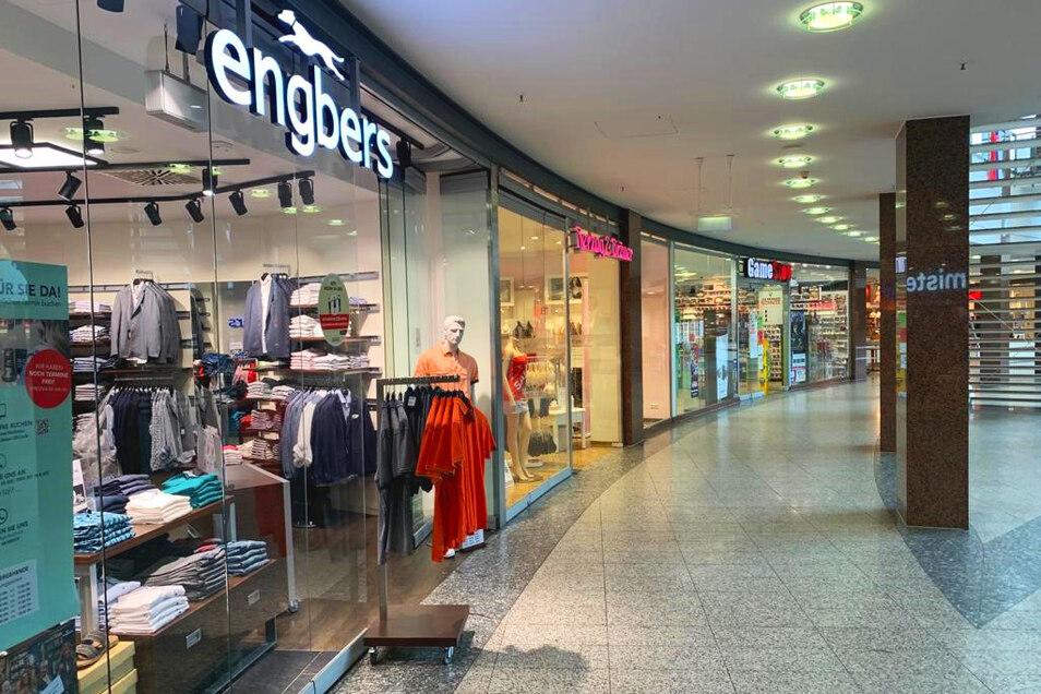 Die Inhaber der Geschäfte freuen sich, ihren Kunden das bekannte Shoppingerlebnis wieder ermöglichen zu können.