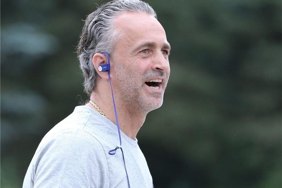 Sportdirektor Maurizio Gaudino folgte seinem Bauchgefühl.
