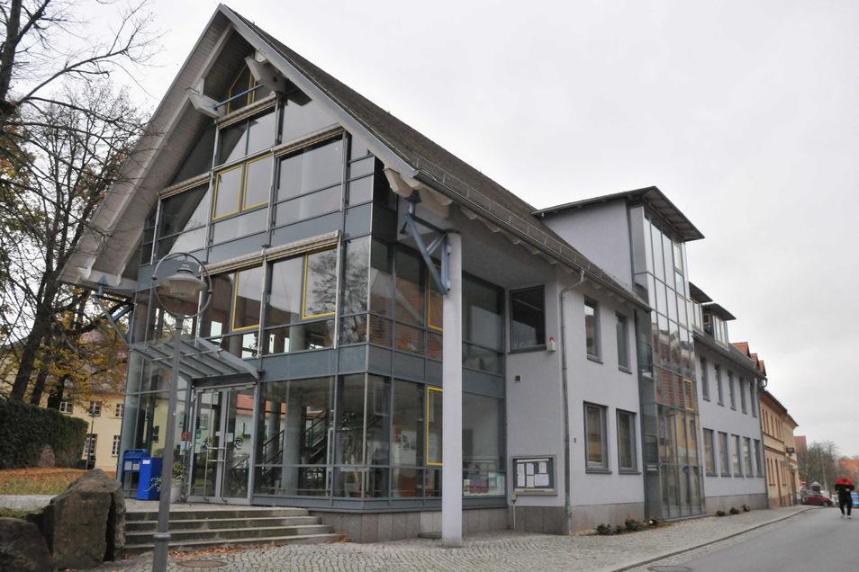 Im Rathaus in Reichenbach herrscht hoher Krankenstand.