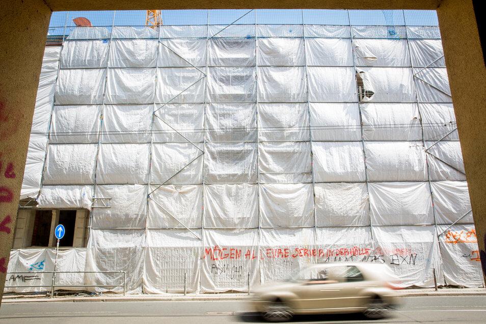Auch die Sanierung der 15. Grundschule wurde in der Corona-Krise genehmigt.