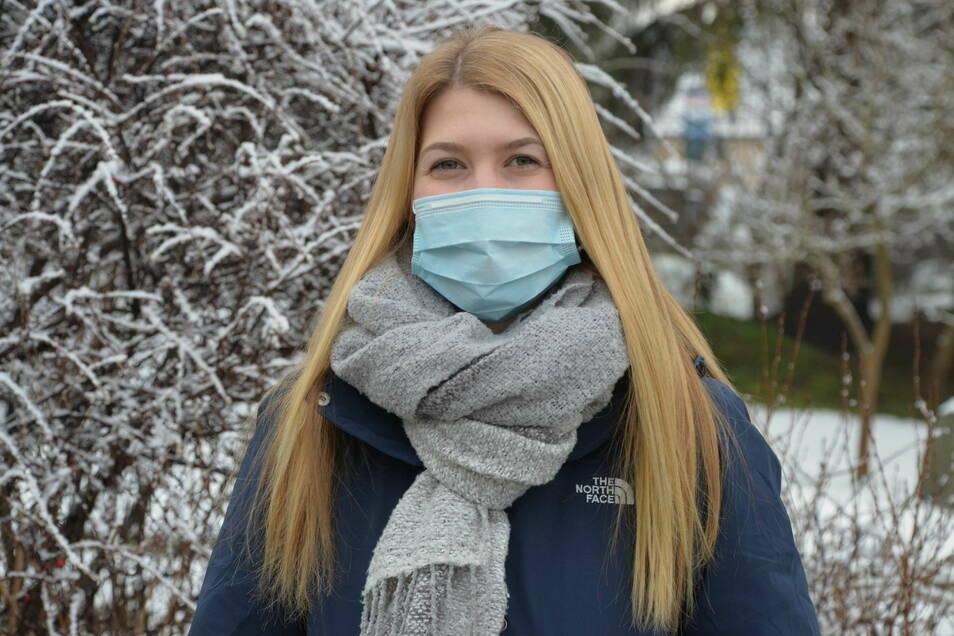 Anna-Lina Kerner aus Holtendorf lernt ihren Traumberuf und wird später im Labor arbeiten. Die junge Frau hat jedoch nun wegen politischen Entscheidungen in der Corona-Pandemie genauso wie andere Schülerinnen und ihre Berufsschule ein Problem.