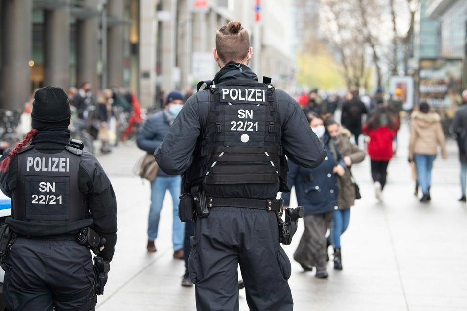 Das Bundesverfassungsgericht muss sich mit Sachsens neuem Polizeigesetz beschäftigen.