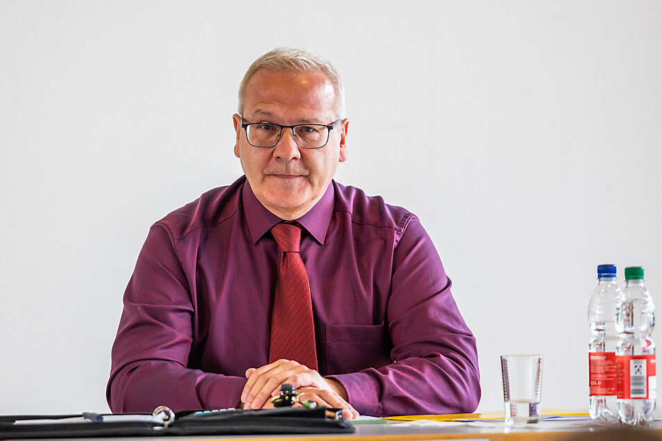 Oberbürgermeister Torsten Rubah-Zeh