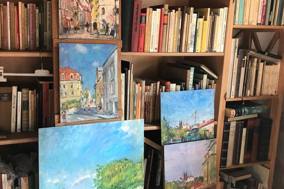 Seine Galerie strotzt vor schönen Bildern von Meißen aus den verschiedensten Perspektiven und Situationen.