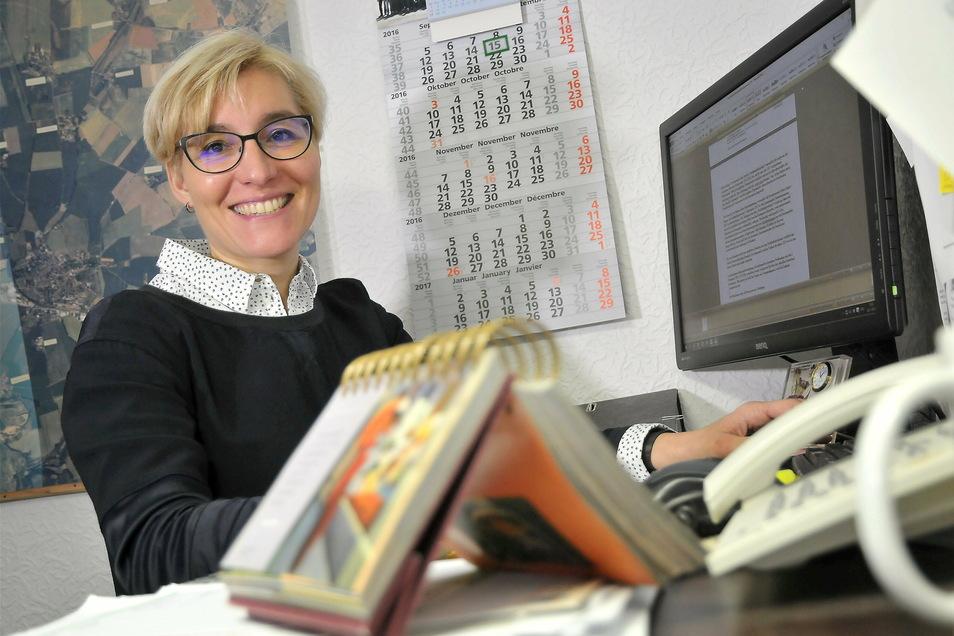 Lommatzscher Bürgermeisterin Anita Maaß fordert, dass die Politik ihren eigenen Schutzmaßnahmen vertraut.