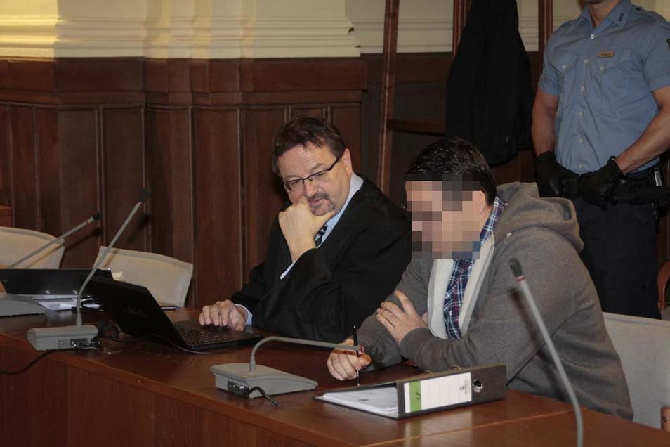 2015 stand Avit O. in Leipzig vor Gericht.