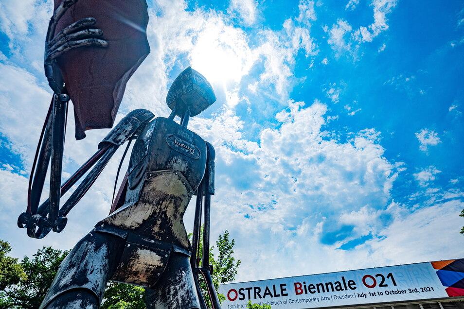 Am 1. Juli öffnet die 13. Ostrale Biennale in der Dresdner Robotron-Kantine.