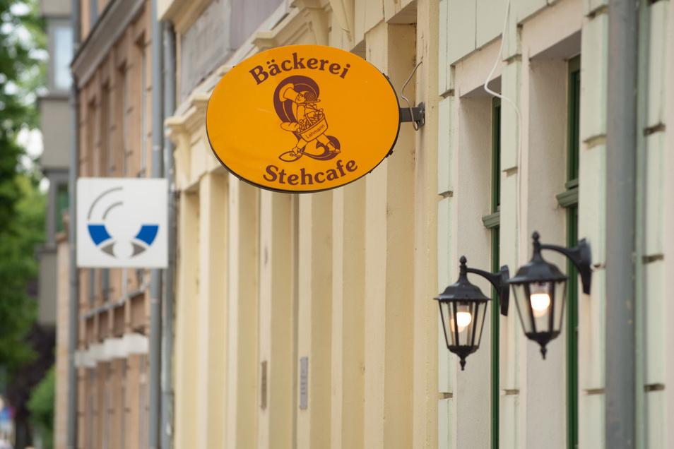 Das Sterben der kleinen Bäckereien: Nun schließt die Filiale der Bäckerei Lehmann in der Grünen Straße.